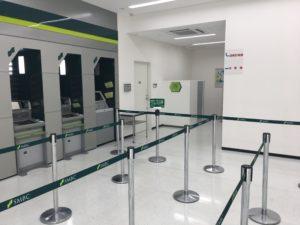 三井住友銀行カードローンローン契約機全体